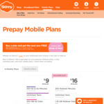 Buy a 4-Weekly Plan and Get Cost Back in Skinny Credit (up to $77) @ Skinny