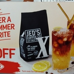 Jeds Coffee 200g Bag $4 with $1 off Coupon (Normally $7) @ New World