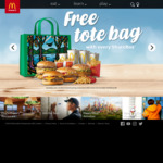 Free Chips or Slushy with Any Purchase at McDonald's