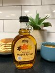 Win One of Three 946ml Amber Maple Syrup for Father's Day