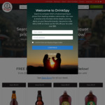 Shipping Included on All Home Page Deals @ DrinkSpy