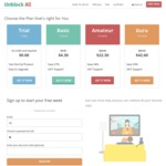 70% off Unblock All Smart DNS - USD $9.99 (~NZD $13.4) for 6 Months