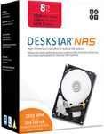 HGST NAS 8TB 7200 HDD for USD $248.59 ~NZD $348 @ B&H Photo Video