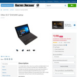 "$198 Ollee 10.1"" Windows 10 Laptop @ Harvey Norman"