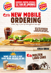 FREE Whopper or BK Chicken Value Meal with BK App @ Burger King