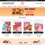 Free Shipping @ Munchtime Cookies