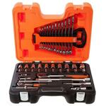 Bahco 41 Piece 1/4in &1/2in Drive Socket Set $86.25 + Delivery ($10) @ Snappy