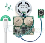 8M Capacity Voice Sound Module for DIY Greeting Cards $6.9,XY-P40W Dual Channel Bluetooth Power Amp $5.99 + Post @ IC Station