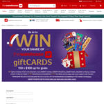 Win one of 150x $100 The Warehouse Gift Cards with $10 Purchase of Cadbury Chocolates