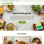 $50 off (4 Meals for $23.96) @ Made by My Food Bag