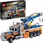 LEGO 42128 Technic Heavy-Duty Tow Truck with Crane $183.00 AUD ~ $215 NZD Delivered (RRP $299) @Amazon AU