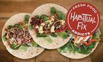 TreatMe: $7 for a Wrap, Sandwich or Salad (Save $4.90) from Habitual Fix Pakuranga
