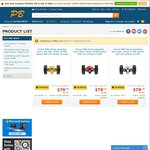 Parrot Mini Drone Jumping Race $79 Delivered (75% off) @ PB Tech