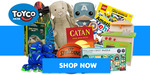 Up to 50% on Selected LEGO @ Toyco