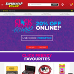 20% off RRP Sitewide at Supercheap Auto