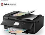 Canon PIXMA Inkjet Multi Function Printer - TR7560 $69 ($9 after $60 Cashback) @ Smiths City
