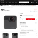 GoPro Fusion 360 Degree Action Cam $399 (Was $899) @ Torpedo7