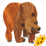 [iOS] Free: Eric Carle's Brown Bear Animal Parade - 3D Interactive Book (Was $6.99) | Jinks! (Was $3.49) @ Apple App Store