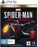 [PS5] Marvel's Spider-Man: Miles Morales Ultimate Edition $96 (Was $139.99) @ The Market
