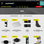 Door Touch Free Tool $0.99 (w. $12.99); Mask Filters 5 Pack $0.99 (w. $12.99) @ Platypus Shoes (Free Pickup or $10 Delivery)