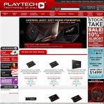 Playtech: Stocktake Sale - 10% off*