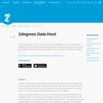 2Degrees Data Hunt 2017/2018 - Postpaid & Prepaid Customers - from 100MB to 10GB Free