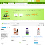 22% off Beauty Products (Restrictions Apply) @ iHerb