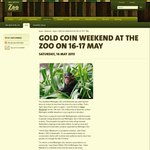 Wellington Zoo Open Day: $1 Entry This Weekend (Usually $21)