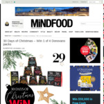 Win 1 of 4 Donovans Packs (Worth $68) from Mindfood