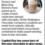 Win a Wellington Chocolate Factory Chocolate Bar from The Dominion Post