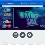 Free Shipping @ EB Games