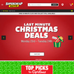 30% off Storewide for Boxing Day @ Supercheap Auto