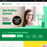 50% off Domains & Hosting at Freeparking NZ