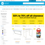 50-70% off Clearance Items (e.g. Headphones $2.09) + More @ Warehouse Stationery
