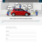 Free 12 Months AA Roadside Assist @ Suzuki