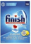 Finish Classic Powerball Dishwashing Tablets Lemon Pack of 110 $14 @ Mitre10