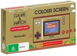 Game & Watch: Super Mario Bros. $79 + Shipping @ DickSmith or @ Kogan Pre-order (Usually $99.95)
