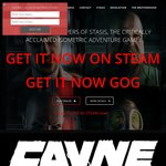 Cayne (Free Game for MAC/PC) @ GOG and Steam