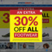 Extra 30% Off Footwear @ SportsDirect