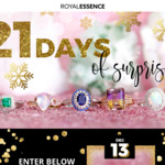 Win 1 of 21 Rings from Royal Essence