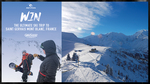 Win a Ski Trip for 2 at Saint Gervais Mont Blanc, France from Rip Curl