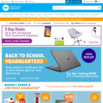 Free Delivery Sitewide @ Warehouse Stationery