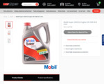 Mobil Super 1000 X2 Engine Oil 15W-40 4 Litre $18 (Usually $41.99) @Repco, [$15.30 @ Mitre 10 with pricematch]