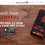 Free Chicken Meal on Your Birthday @ Hachi Hachi via App (Christchurch)