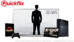 GrabOne: FREE 1 Month of Quickflix + $10 Credit to Spend (Save $23)
