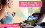 [Android & iOS] Free 2 Months of BitGym Premium (Virtual Tours for Workouts) (Was $9.99/Month)