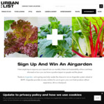 Win an Airgarden (Worth $699) from The Urban List
