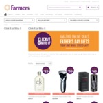 Farmers Click It or Miss It. Save up to $300. Online Today Only