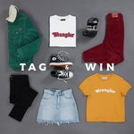 Win a Wrangler Wardrobe & Polaroid Camera Prize Pack from Amazon Surf