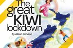 Win 1 of 5 copies of The Great Kiwi Lockdown by Alison Condon from Kiwi Families